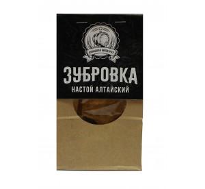 Настойка  Алтайская «Зубровка»
