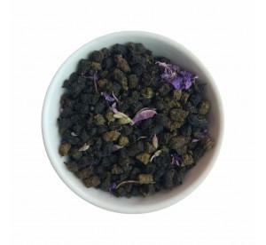Иван-чай с соцветиями...