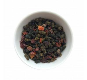 Иван-чай с плодами...