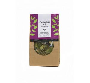 «Фиалковый чай» с мелиссой